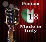 LOGO MADE IN ITALY CON PUNTATA 18 copia